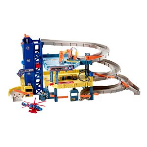 Matchbox® Mission™: 4-Level Garage Play Set