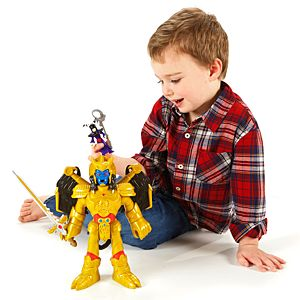Imaginext® Power Rangers Goldar and Rita Repulsa