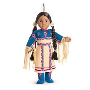 Pow-Wow Dress of Today for 18-inch Dolls