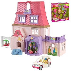 Loving Family Dollhouse Gift Set