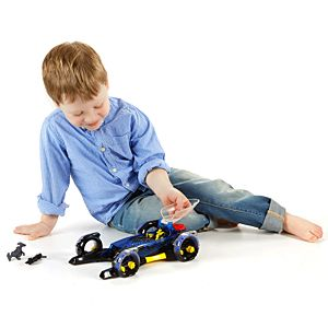 Imaginext® DC Super Friends™ Transforming Batmobile