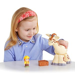 Little People® Giraffe