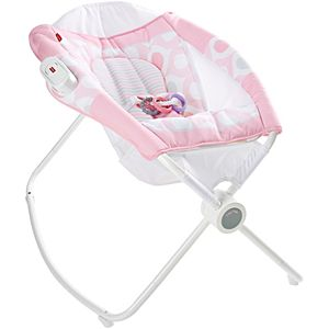 Newborn Rock 'n Play™ Sleeper - Pink Ellipse™