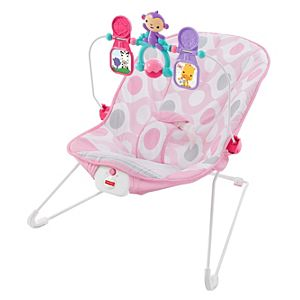 Baby's Bouncer - Pink Ellipse™