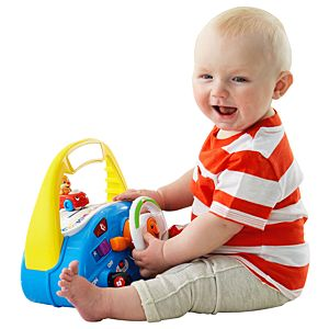 Laugh & Learn™ Puppy's Smart Stages™ Driver