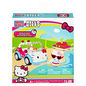Mega Bloks® Hello Kitty® Summer Convertible