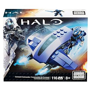 Mega Bloks® Halo Covenant Commander