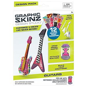 Graphic Skinz Design Studio™ - Guitar Pack
