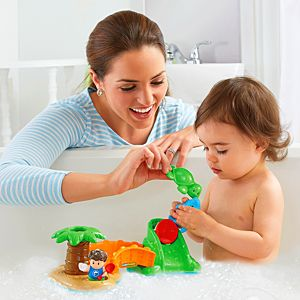 Little People® Spill 'n Surprise Island