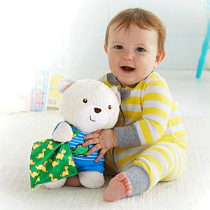 Snugabear Deluxe Calming Vibrations Soother