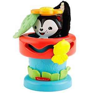 Peek 'n Play Flower Pot