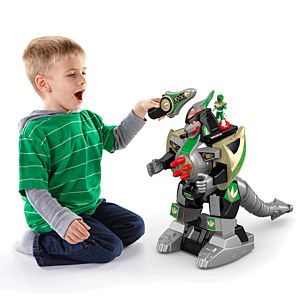 Imaginext® Power Rangers™ Green Ranger & Dragonzord RC
