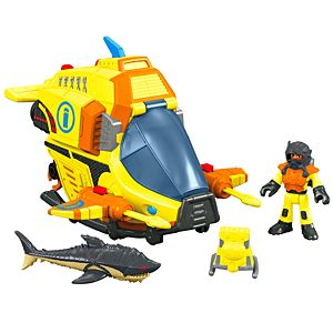 Imaginext® Deep Sea Sub