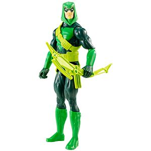 Batman™ Mechs Vs Mutants 12-Inch Green Arrow™ Figure