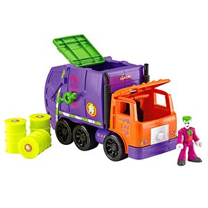 Imaginext® DC Super Friends™ The Joker & Garbage Truck