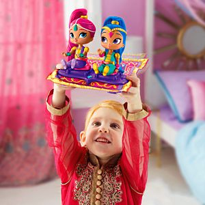 Shimmer and Shine™ Magical Flying Carpet