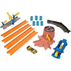 Hot Wheels® Track Builder Mission Blast Track Set