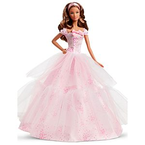 Barbie® 2016 Birthday Wishes® Doll