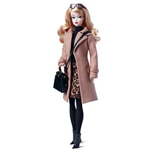 Barbie&#174; <em>Classic Camel Coat</em> Doll