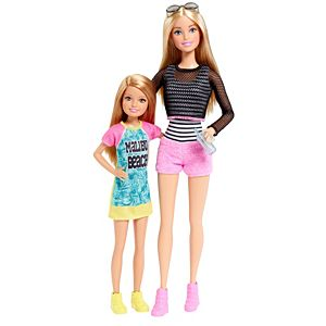 Barbie® and Stacie™ Sisters Dolls