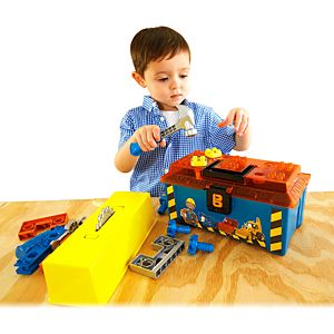 Bob the Builder™ Build & Saw Toolbox