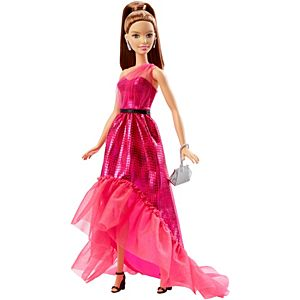 Barbie® Pink & Fabulous™ Doll - Brunette