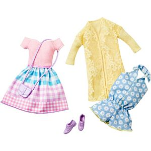 Barbie® Fashion 2-Pack - Pretty Pastels