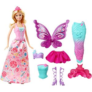 Barbie® Fairytale Dress Up Gift Set