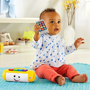 Laugh LearnR Light Up Learning Speaker