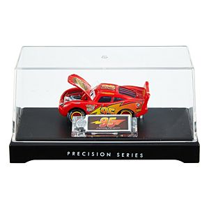 Disney•Pixar Cars Precision Series Lightning McQueen Die-Cast Vehicle