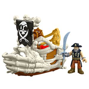 Imaginext® Billy Bones Ship