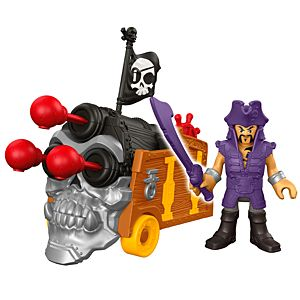 Imaginext® Davey Jones & Triple Cannon