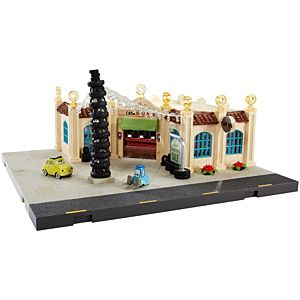 Disney•Pixar Cars Precision Series Luigi's Casa Della Tires Playset