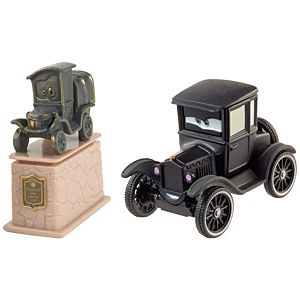 Disney/Pixar Cars Stanley and Lizzie Vehicle 2-pack