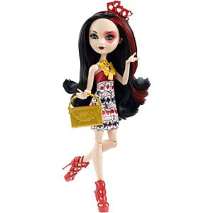 Ever After High® Book Party™ Lizzie Hearts™ Doll