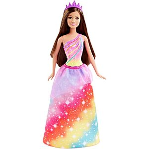 Barbie® Princess Rainbow Doll