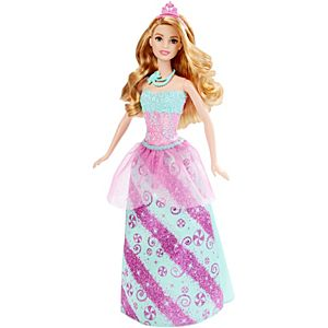 Barbie® Princess Candy Doll