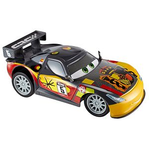 Disney•Pixar Cars Power Turners Pullback Max Schnell Vehicle