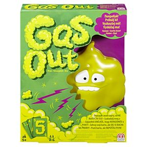 Gas Out™ Game