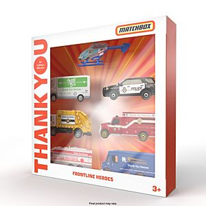 Matchbox® Thank You Frontline Heroes Giftset
