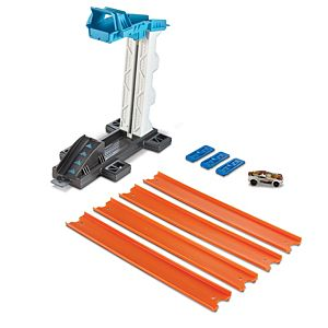 Hot Wheels® Track Builder - Lift & Launch