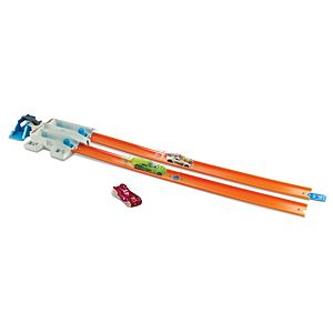 Hot Wheels® Track Builder - 2 Lane Launcher