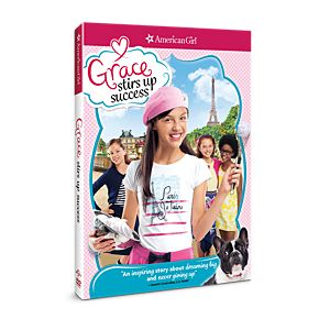 Grace Stirs Up Success DVD