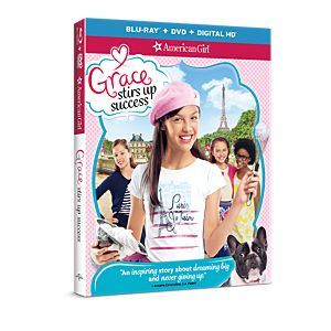 Grace Stirs Up Success Two-Disc Blu-ray/DVD Combo Pack