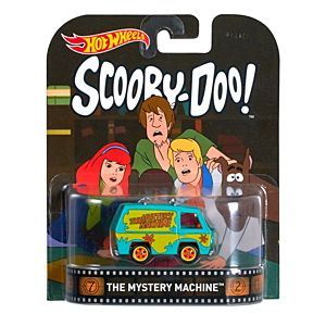 Hot Wheels® Scooby-Doo™ The Mystery Machine Vehicle
