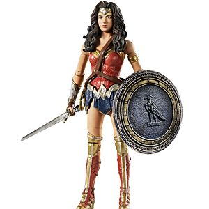 Batman™ V Superman™ 6-Inch Tall Epic Battle Wonder Woman™ Figure