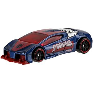 "Hot Wheels® ""Ultimate Spiderman"" Zotic Vehicle"