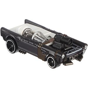 Hot Wheels® Star Wars™ Han Solo™ Character Car