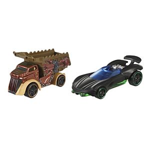 Hot Wheels® Star Wars™ Character Car 2-Pack Luke Skywalker™ & Rancor™