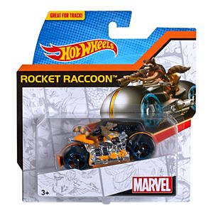 Hot Wheels Marvel Moto Rocket Racoon